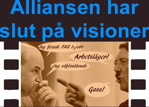 nazism vs morerazism, reinfeldt vs hitler