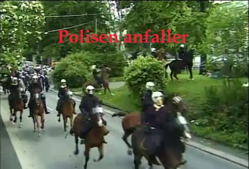 Kravallerna i goteborg polisen anmals for brutalitet
