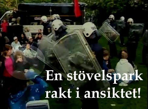 Polisövergrepp!