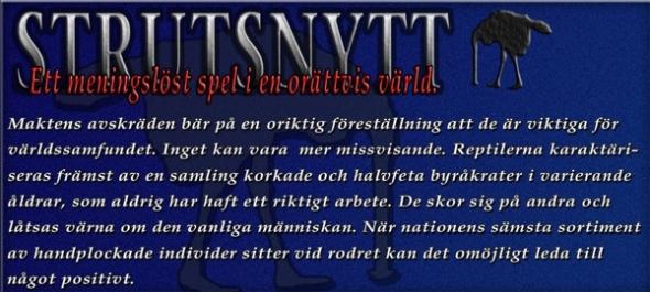 http://strutsnytt.blogspot.com/