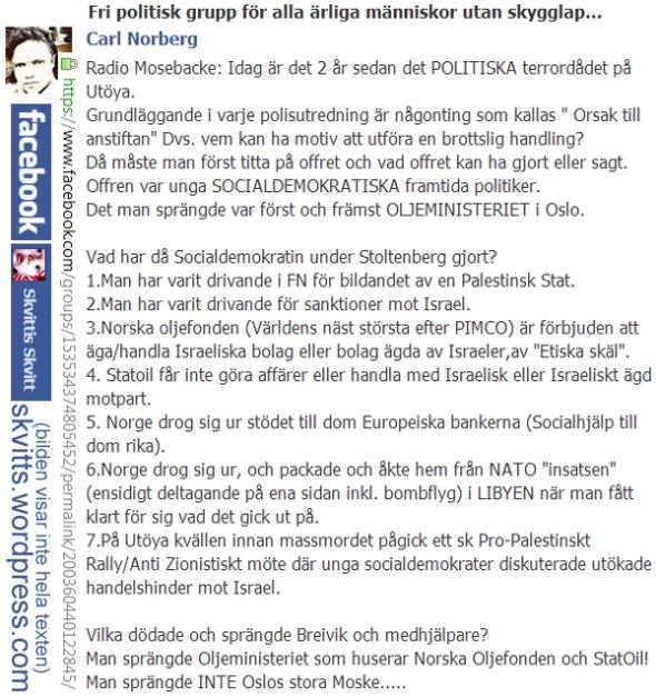 Breivik-terroristen