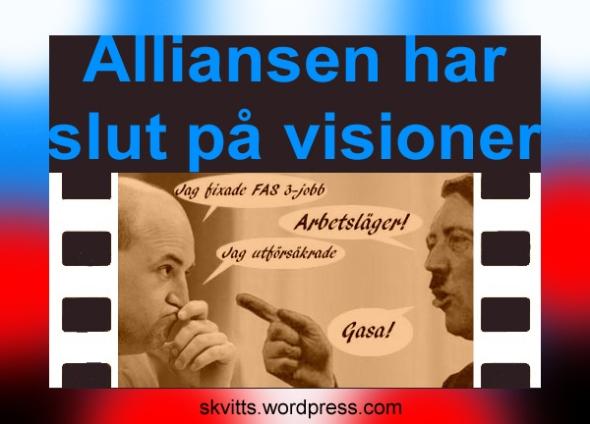 Alliansens visioner